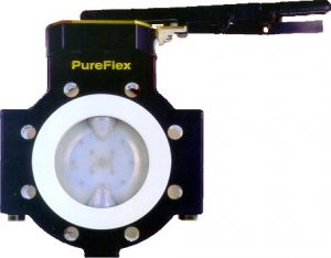 PureFlex 800 Series Butterfly Valve